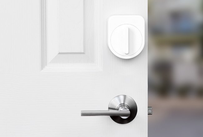 Sesame is a smart lock that lets you open doors with a custom knock - photo 2