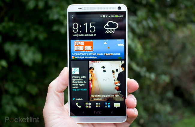 HTC One max review - photo 2