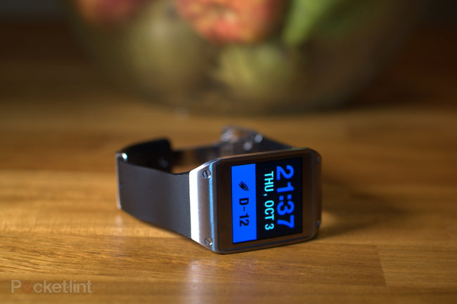 Samsung Galaxy Gear review - photo 28