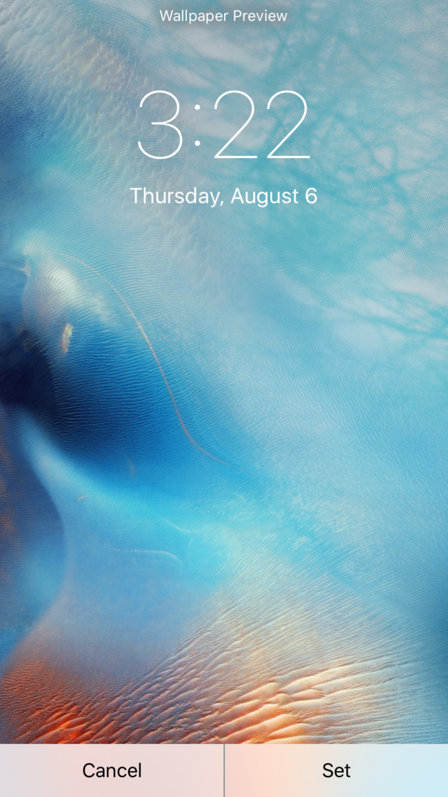 IOS 9 Wallpapers: Make Your IPhone Look Brand