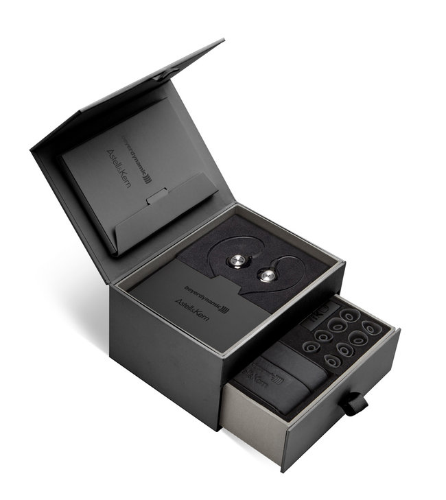 Astell&Kern does nothing by half, its in-ears feature Beyerdynamic Tesla technology and cost £799 - photo 11