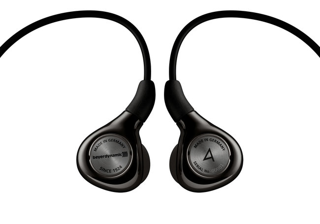 Astell&Kern does nothing by half, its in-ears feature Beyerdynamic Tesla technology and cost £799 - photo 2