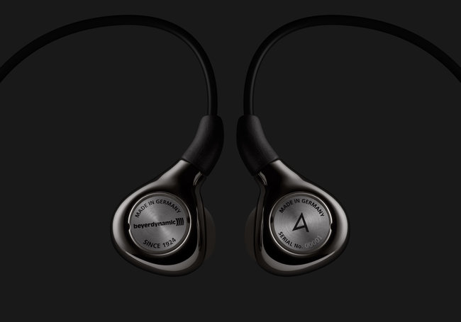 Astell&Kern does nothing by half, its in-ears feature Beyerdynamic Tesla technology and cost £799 - photo 4