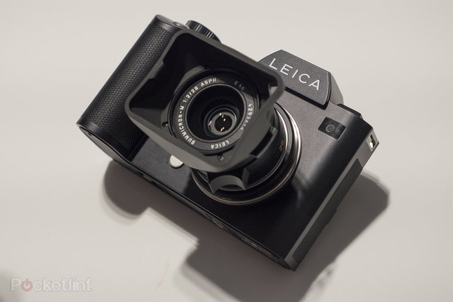 This is the Leica SL: How does the brand new full-frame mirrorless system handle? (hands-on) - photo 10