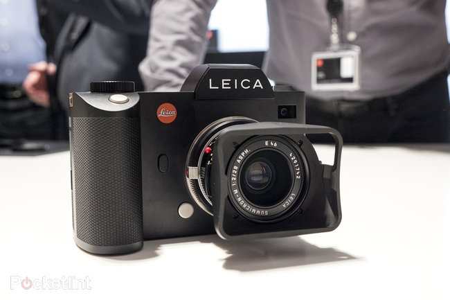 This is the Leica SL: How does the brand new full-frame mirrorless system handle? (hands-on) - photo 17