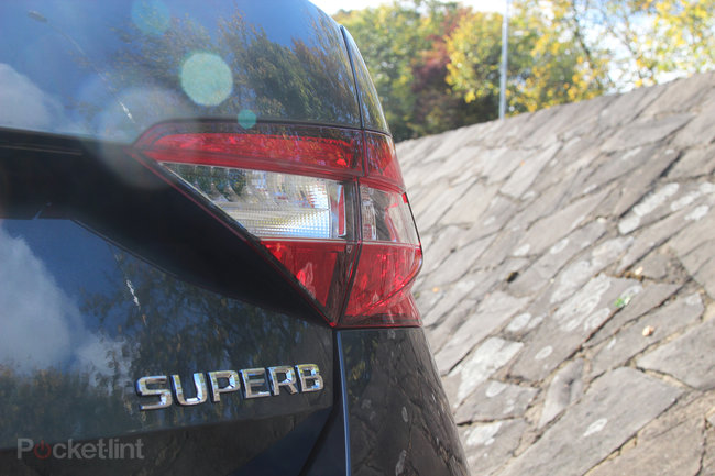 Skoda Superb review: At the business end - photo 9