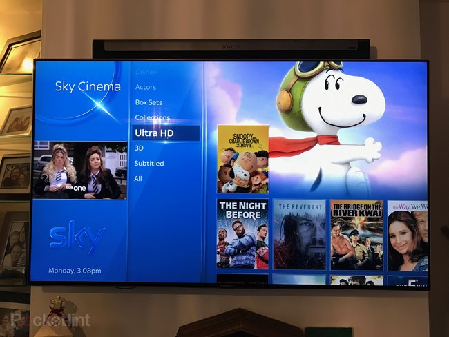 Sky Q review: 4K, multi-room support, apps and more - photo 46