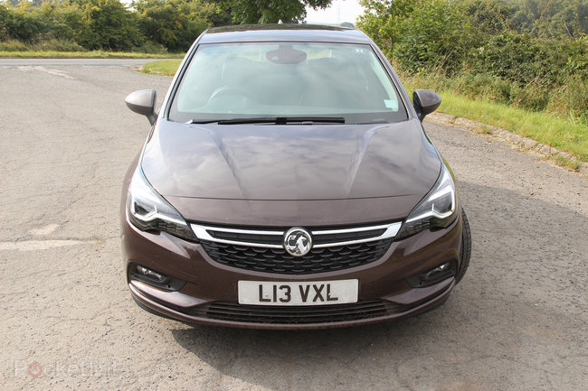 Vauxhall Astra (2016) first drive: The Brit underdog - photo 4