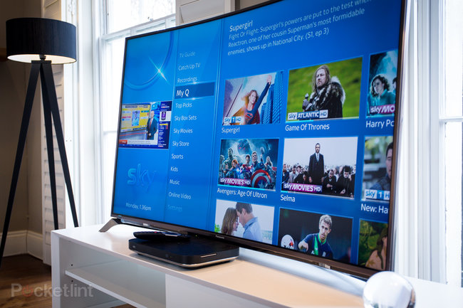 Sky Q review: 4K, multi-room support, apps and more - photo 2