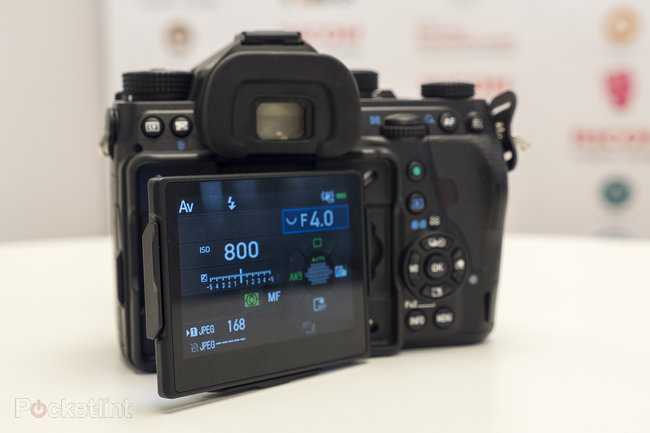 Pentax K-1 preview: Pentax finally joins the full-frame DSLR fold - photo 12