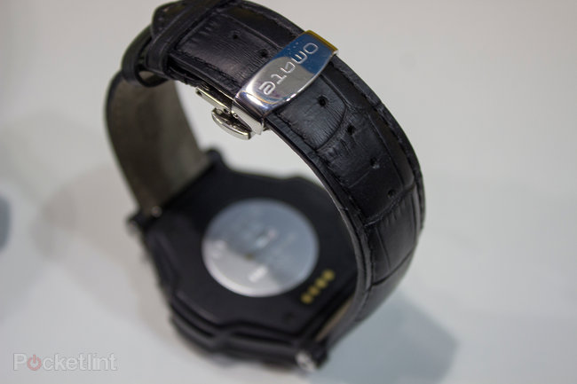 Omate Rise preview: Full Android 3G smartwatch with carbon fibre for $280 - photo 13
