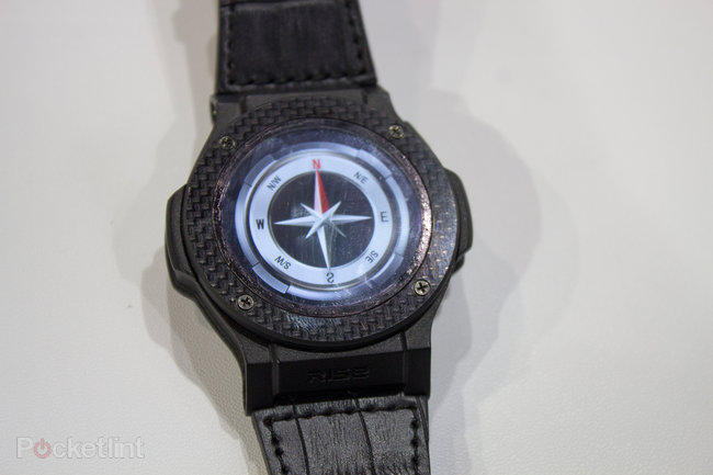 Omate Rise preview: Full Android 3G smartwatch with carbon fibre for $280 - photo 15