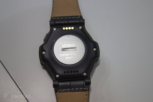 Omate Rise preview: Full Android 3G smartwatch with carbon fibre for $280 - photo 3