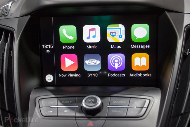 gallery ford sync 3 preview apple carplay android auto complete solution photo 1 pocket lint. Black Bedroom Furniture Sets. Home Design Ideas