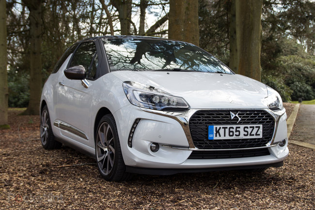DS 3 first drive: Fun French fancy - photo 10
