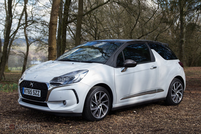 DS 3 first drive: Fun French fancy - photo 2