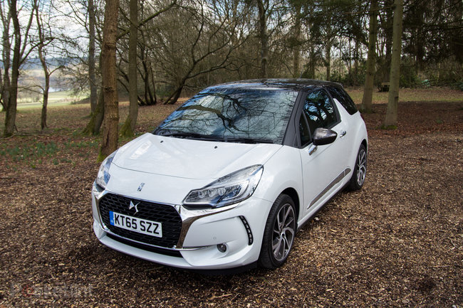 DS 3 first drive: Fun French fancy - photo 6