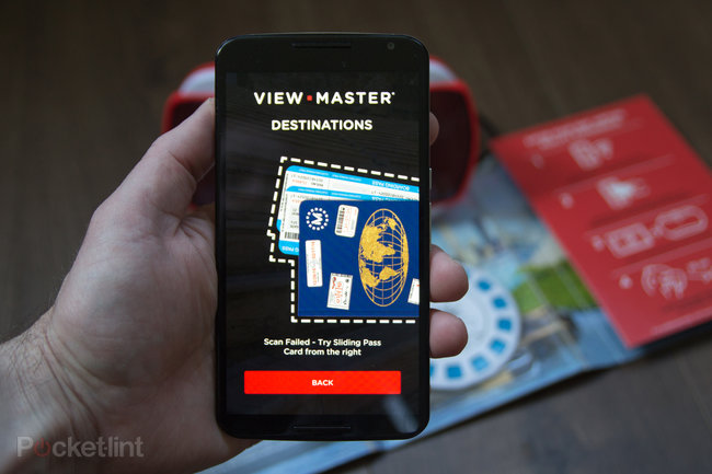 Mattel View-Master review: A virtual reality rethinking of a classic - photo 4