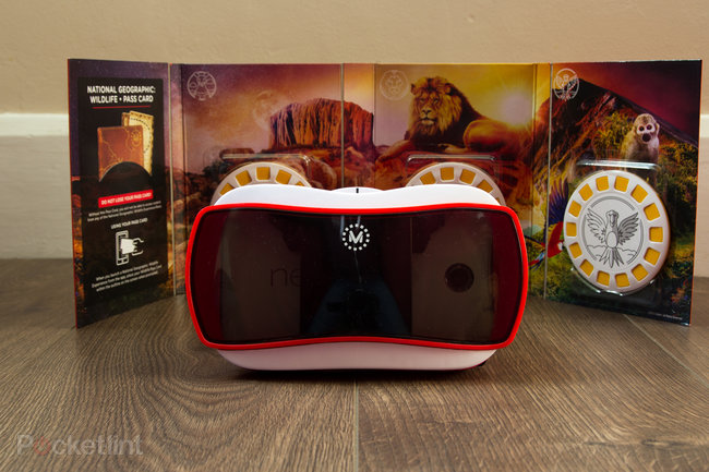 Mattel View-Master review: A virtual reality rethinking of a classic - photo 8
