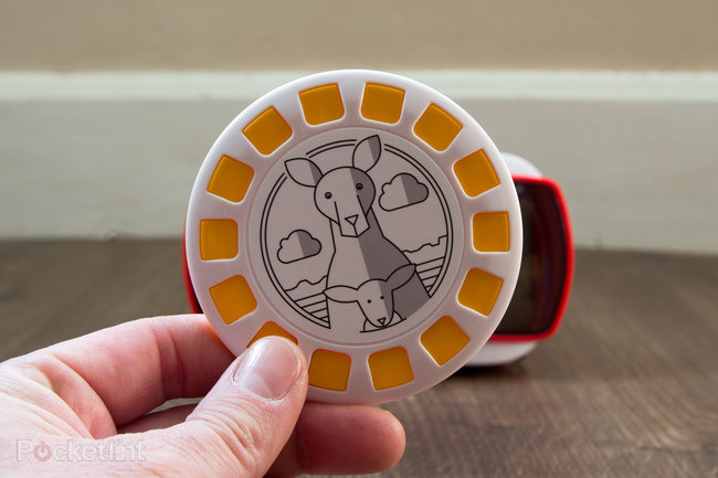 Mattel View-Master review: A virtual reality rethinking of a classic - photo 9
