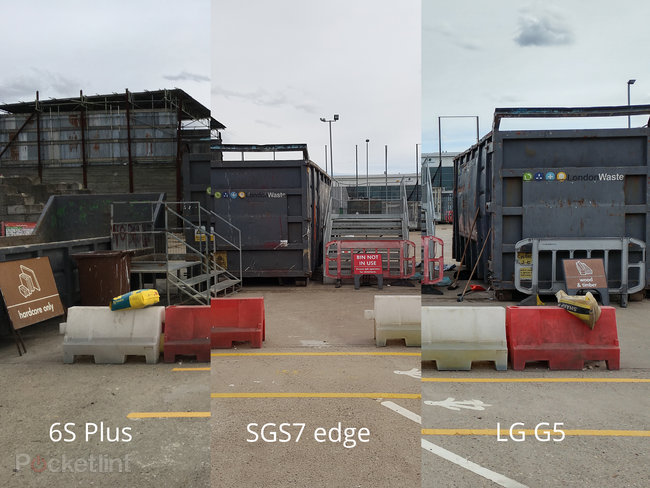 Flagship smartphone camera showdown: iPhone 6S Plus vs SGS7 edge vs LG G5 - photo 7