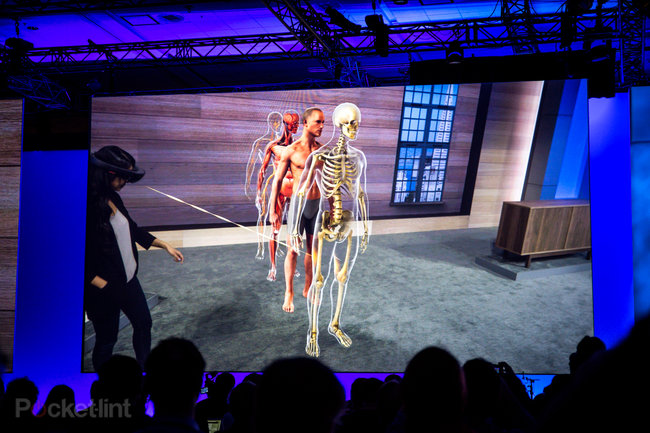 Microsoft HoloLens preview: An augmented vision that's still very much in the future - photo 21