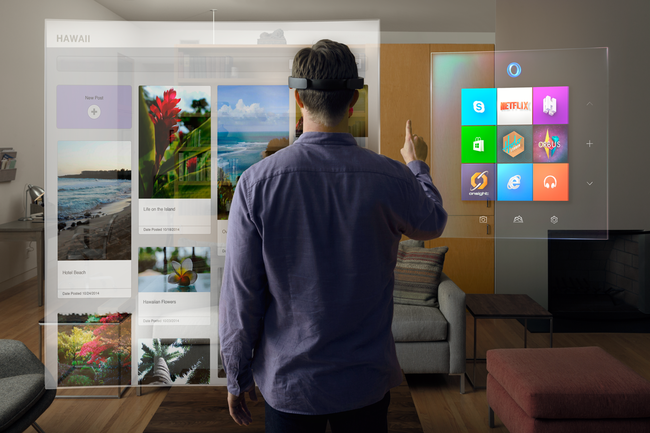Microsoft HoloLens preview: An augmented vision that's still very much in the future - photo 22