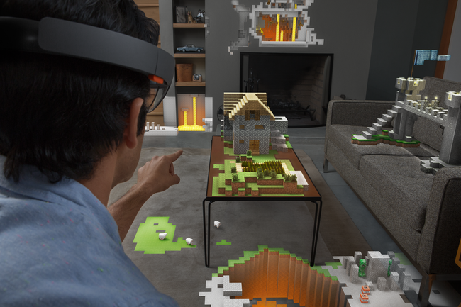 Microsoft HoloLens preview: An augmented vision that's still very much in the future - photo 23