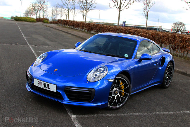 Porsche 911 Turbo S (2017) first drive: Ready to launch - photo 1