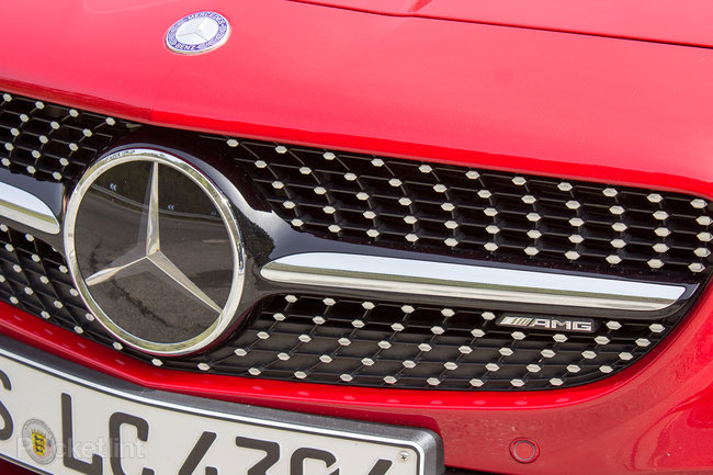 Mercedes-Benz SLC roadster first drive: New name, new engine, new limits - photo 11