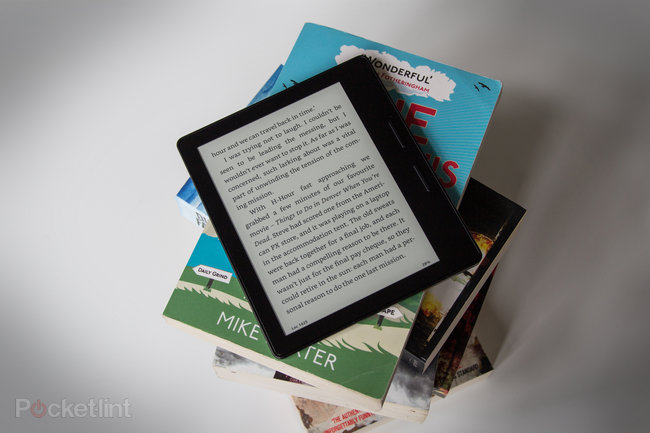Amazon Kindle Oasis review: First class reader, first class price - photo 2