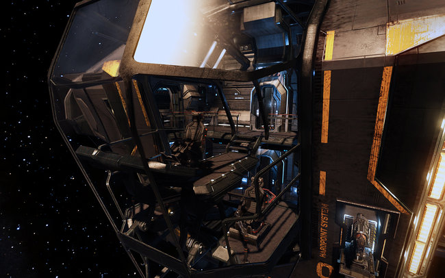 Elite: Dangerous on Oculus Rift preview: Hands-on with the best VR experience we've had - photo 4