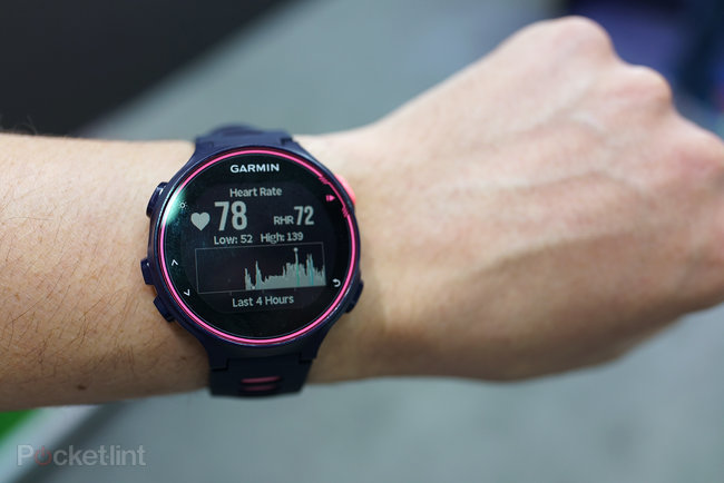 Garmin Forerunner 735XT hands-on preview: Beating the bulk - photo 1