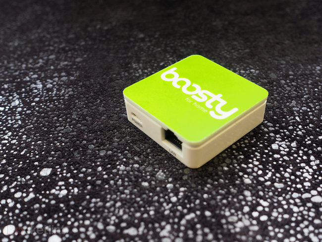 Boosty review: Banish broadband outage with this mini mobile-connected router - photo 5