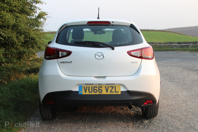 Mazda 2 review: One of the best cars in its class - photo 3