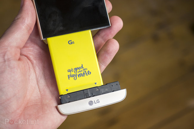 LG G5 review: Modular misfire? - photo 12