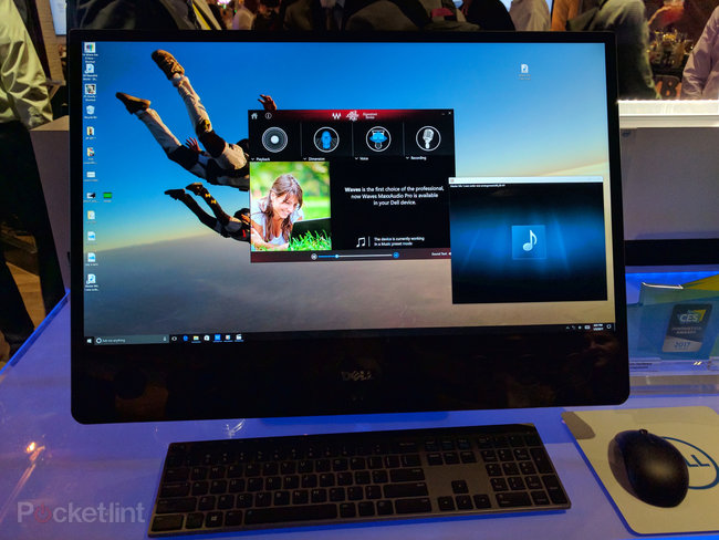 Dell XPS 27 (2017) preview: Audiophiles, this 4K touchscreen AIO is for you - photo 1