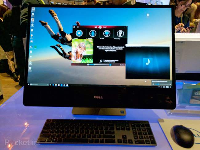 Dell XPS 27 (2017) preview: Audiophiles, this 4K touchscreen AIO is for you - photo 11