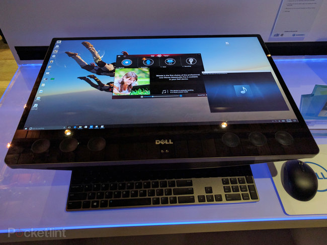Dell XPS 27 (2017) preview: Audiophiles, this 4K touchscreen AIO is for you - photo 2