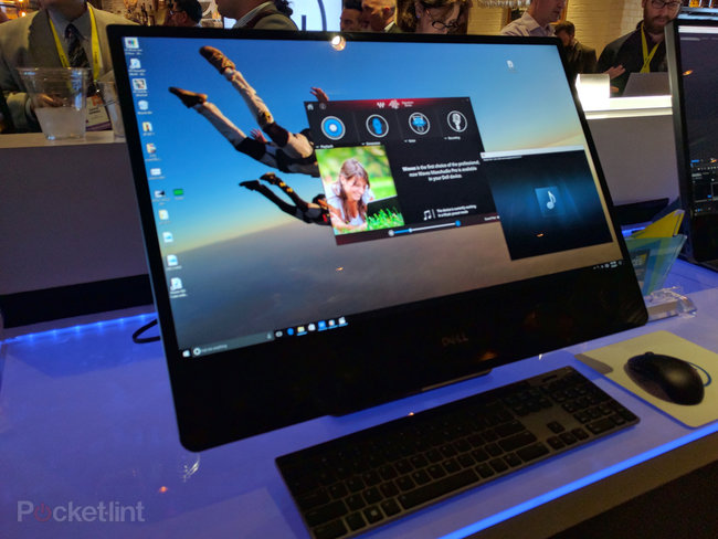 Dell XPS 27 (2017) preview: Audiophiles, this 4K touchscreen AIO is for you - photo 3
