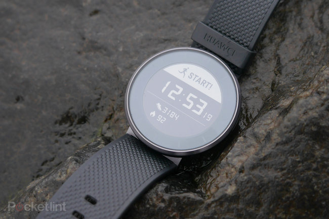 Huawei Fit review: A fitness watch you'll want to run away from - photo 5