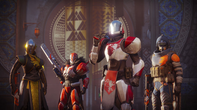 Destiny 2: Release date, screens, formats and everything you need to know - photo 52
