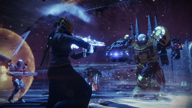 Destiny 2: Release date, screens, formats and everything you need to know - photo 5