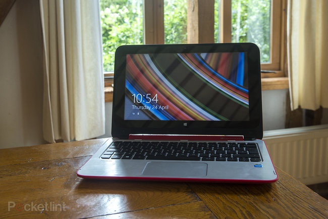 HP Pavilion x360 review - photo 1