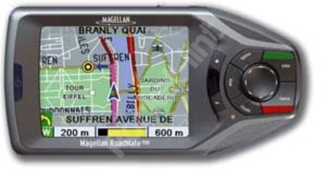 Magellan RoadMate 700 - photo 2