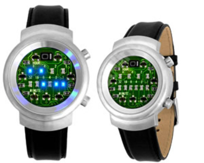 01 Binary watch - photo 2