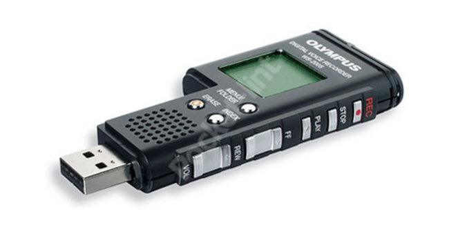 Olympus WS-200 digital voice recorder - photo 2