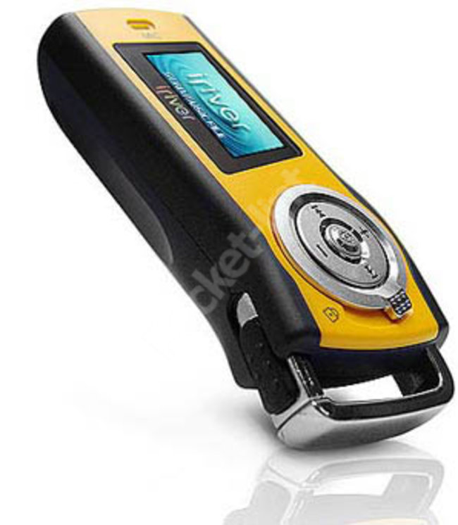 iriver T10 MP3 player - photo 2