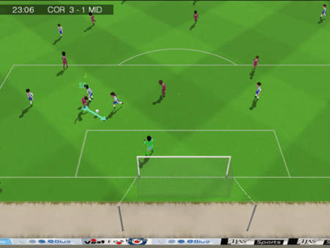 Sensible Soccer 2006 - PS2 - photo 3