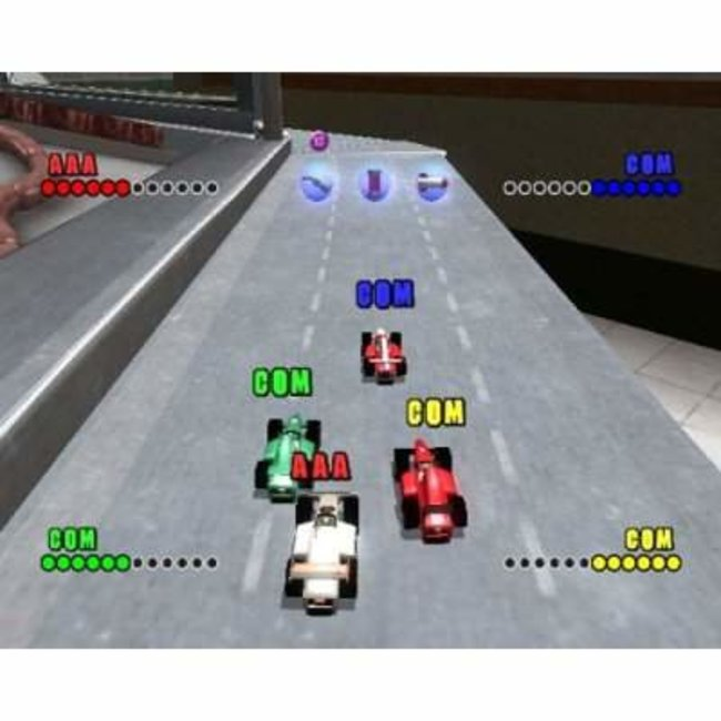 Micro Machines V4 - PSP - photo 2